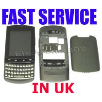 Pedido Carcasa Completa Nokia Asha 303 Color Rojo/ Negro- C
