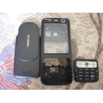 Carcasa Completo Nokia N73 Negro Teclado Solo Bajo Pedido