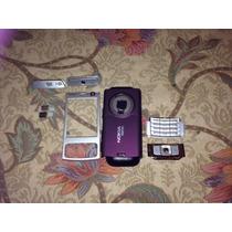 Stock Carcasa Cover Para Nokia N95-1 Teclado Completo