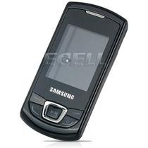 Pedido Carcasa Samsung E2550 Slider Negro Completo