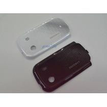 Tapa De Bateria Samsung B3410 Color Negro/ Blanco Escoger