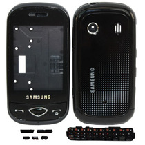 Pedido Carcasa Completa X Samsung B3410 Color Negro