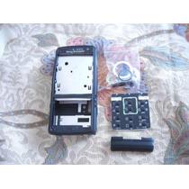 Pedido Carcasa Sony Ericsson K850 K850i Negro Verde Nuevo