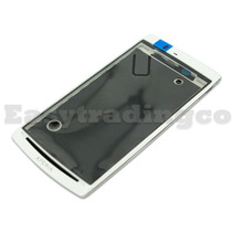 Pedido Carcasa Ericsson Xperia Arc S X12 Lt18i Lt18a Blanco