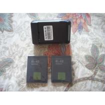 Pedid Bateria Nokia Bl 4d +cargador Portatil Mini Nokia N97