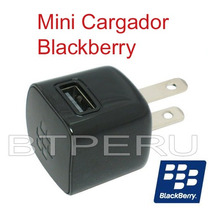Cargador Mini Usb Blackberry 8520 9300 9900 9780 9360 9800
