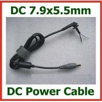 Cable Dc Para Adaptador Thinkpad Lenovo