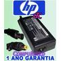 Cargadores Para Hp - Compaq Con Cable Poder 1 Año Garantia
