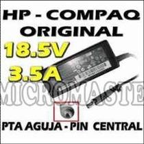 Cargador Hp 2133 Mini Laptop 18.5v 3.5a 65 Watts P/ Aguja