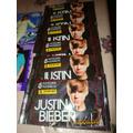 Subasta 2 Sobres Oficiales De Justin Bieber Importadas