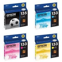 Cartuchos Compatibles Para Impresoras Epson Y Otras Marcas