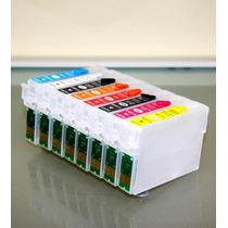 Cartuchos Recargables R2000 8 Colores Ep T159