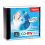 Cd-rw 700mb 80 Min 10x - 24x Ultra Speed Imation Por Unidad