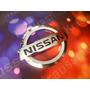 Nissan, Logo Emblema Cromado