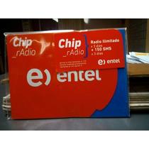 Chips 2g Radio Ilimitado Prepago