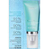 Hidratante Essential Loción Facial Cutis Normal A Graso Lbel