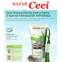 Natural Care Mascarilla Rostro Aloe Hidratación Inmediata