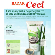 Mascarilla Aloe & Barro Hidratación Natural Care Esika Ofert