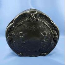 Antiguo Cofre Con Querubines Atlantic Silver Plate New York
