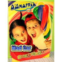 Mc Mad Car Donofrio Publicidad Antigua Helados