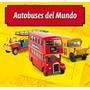 Coleccion Autobuses Del Mundo - Del Comercio