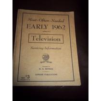Antiguo Manual De Radio Tv Año 1962