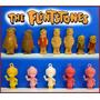 Dante42 Pack 25 Muñecos Miniaturas Picapiedras Coleccionable