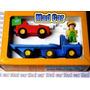 Mc Mad Car Playmobil 1 2 3 Camion Construccion 1990 6705