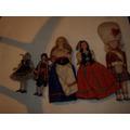 Vendo Lote De 5 Antiguas Muñecas De Coleccion