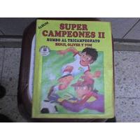 Album Supercampeones Ii