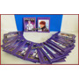 Dante42 Paquete 50 Sobres Figuras Album Justin Bieber