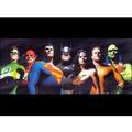 Dc Comics Super Heroes Coleccion Completa Comercio Superman