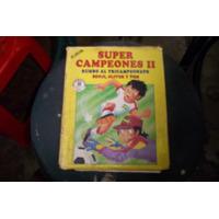 Antiguo Album Supercampeones 2 (completo)
