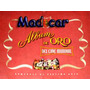 Mc Mad Car Album De Oro Del Cine Mundial Original Coleccion