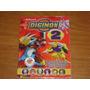 Album De Digimon 2 - Digital Monsters - Completo
