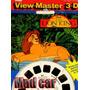 Mc Mad Car Pack X 3 Discos De View Master Rey Leon