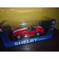 Auto Shelby Cobra 427 S/c Escala 1:26 Mz Model