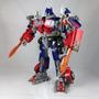 Hasbro Transformers Rotf Clase Líder De Optimus Prime Usado