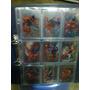 Coleccion Lamincards Cards Del Hombre Araña Transparentes