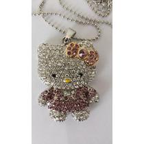 Collar Hello Kitty Importado - Lindo Regalo