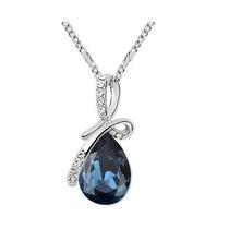 Swarovski Style - Gotas De Azul Turmalina - Tonalidades