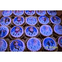 Cupcakes Para Eventos Decorados En Fondant O Masa Elastica