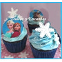 Cupcakes Peppa Frozen Minnie Mickey Cars Cumpleaños Fiestas
