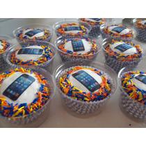 Cupcakes Personalizados Con Impresion Papel De Arroz