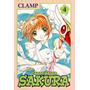 Manga Card Captor Sakura Tomo 04 - Edt