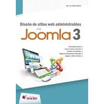 Diseño De Sitios Web Administrables Con Joomla 3 55 Soles