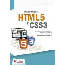 Diseño Web Con Html5 Y Css3 360 Pgs 56 Soles