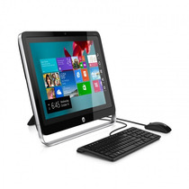 All In One Hp Pavilion 21-h005la, 21.5 Full Hd Touch, Amd A