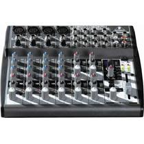 Mezcladora 12 Canales Mixer Behringer Xenyx 1202fx Efectos