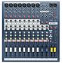 Mezcladora Epm8 Soundcraft 8 Canales Canon Profesional Nueva